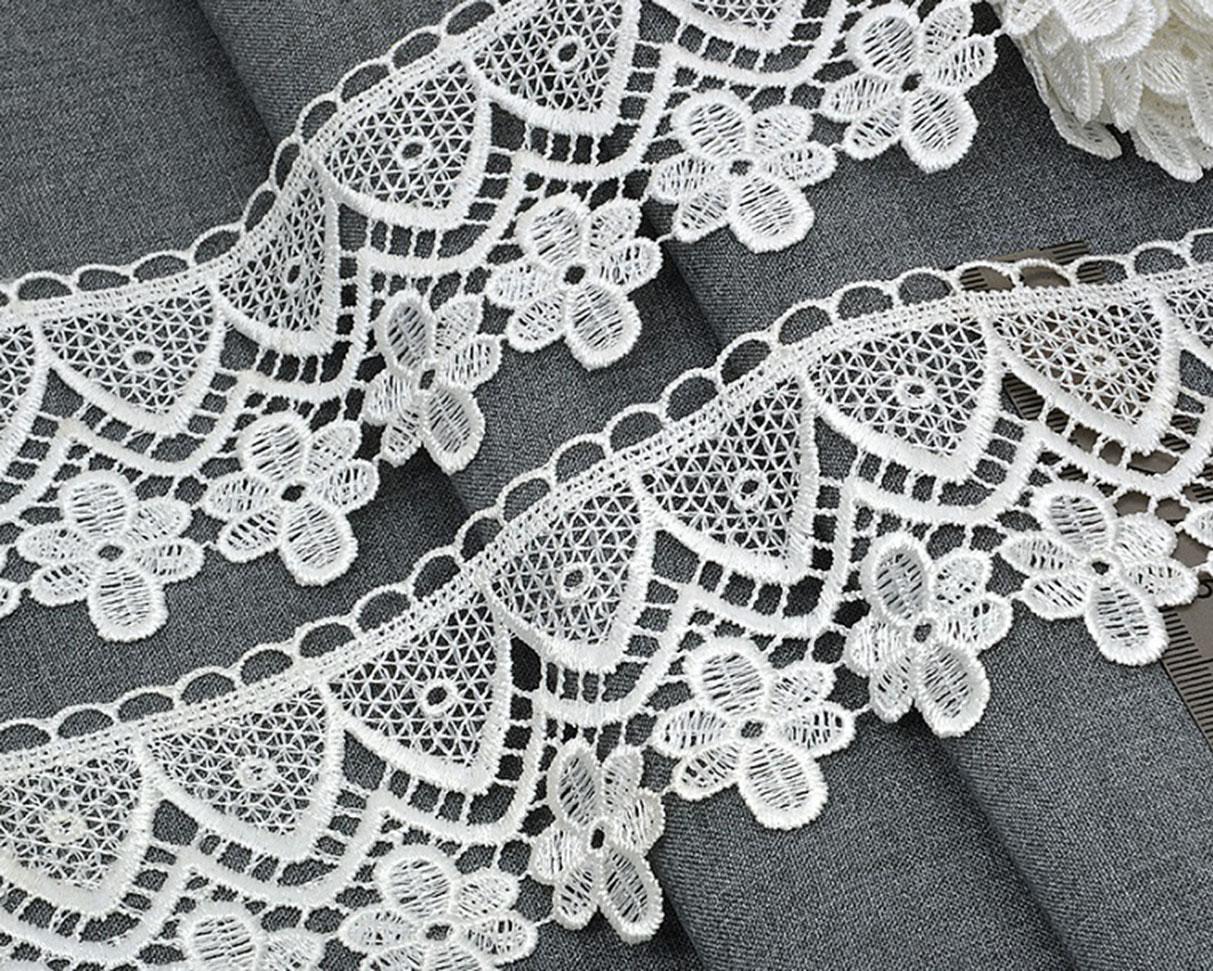 Гипюр - шикарный материал. Все о ткани: достоинства, недостатки, внешний вид и отзывы покупателей.