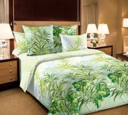 Купить постельное белье из бязи «Амазония»
