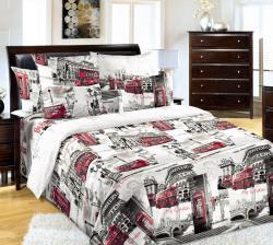 Купить постельное белье из бязи «Лондон 1» в Балашихе