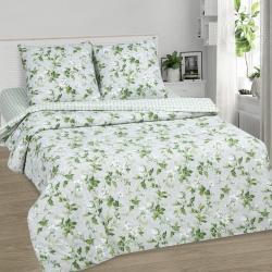 """Купить постельное белье из поплина """"Белый сад""""  в Балашихе"""