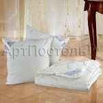 "Набор для спальни ""Меринос-премиум"" (одеяло + 2 подушки, 1,5 спальный, 2-х спальный, евро, семейный)"